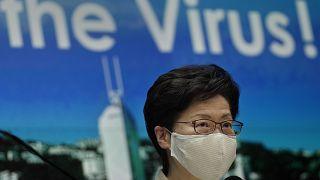 Hong Kong em alerta