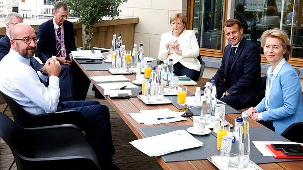 مذاکرات سران اتحادیه اروپا