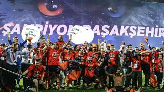 Spor Toto Süperlig'de 2019-2020 sezonu şampiyonu Başakşehir oldu