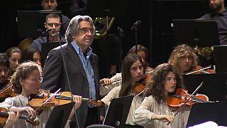 L'accademia di Riccardo Muti soffre per mancanza di talenti causata dalla pandemia