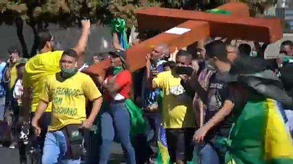 Amerikai és brazil a legtöbb fertőzött