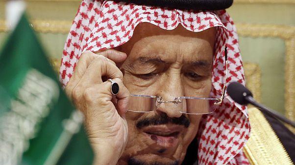 السعودية نيوز |      السعودية: الملك سلمان يدخل المستشفى لإجراء فحوصاتٍ طبية