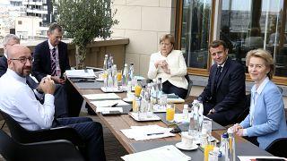 """La maratoniana cumbre europea se convierte en una """"lucha por la soberanía"""""""