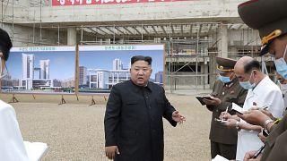 الزعيم الكوري الشمالي، كيم جونغ أون
