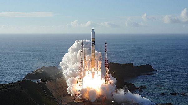 امارات کاوشگر «امید» را با موشک ژاپنی به سوی مریخ پرتاب کرد