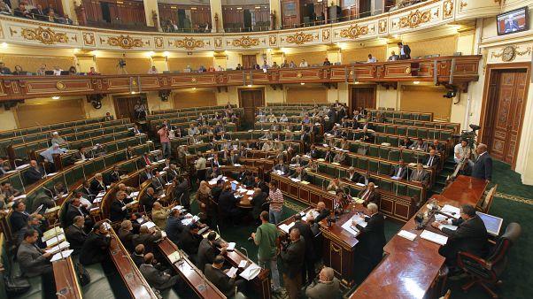 Mısır Parlamentosu'nun üst kanadı Şura Konseyi