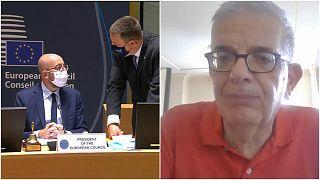 د. خطار أبو دياب، أستاذ العلاقات الدولية في جامعة باريس