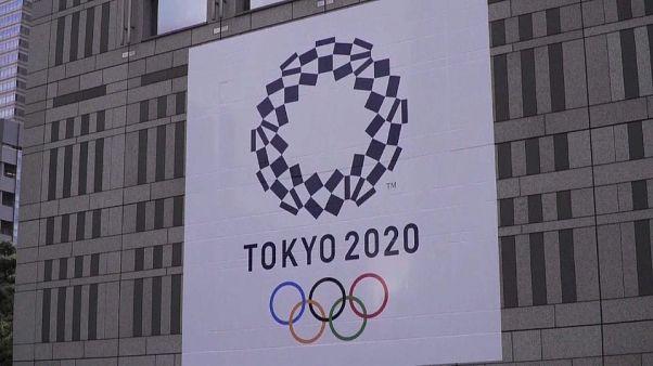 Logo officiel Tokyo 2020