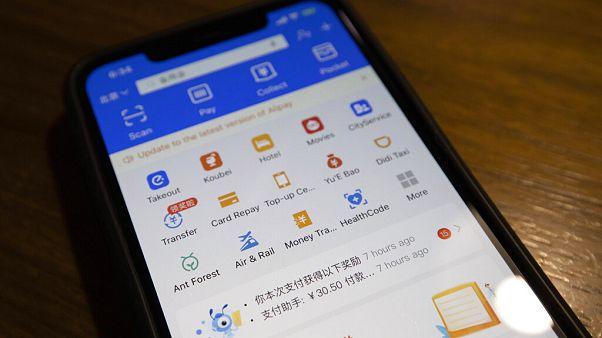 Alibaba.com'un ödeme sistemi Ant Group 'tarihinde ilk kez yabancı sermayeye' açılacak