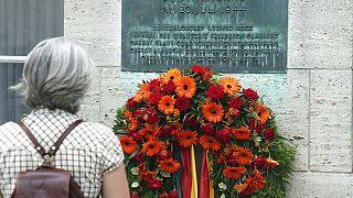 Gedenken an 20. Juli 1944