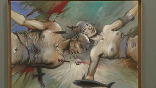 O realismo pessimista de Enki Bilal em exibição na Bretanha