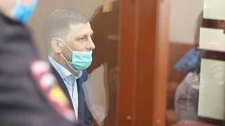 Murder trial of Russian regional governor Furgal begins in Moscow