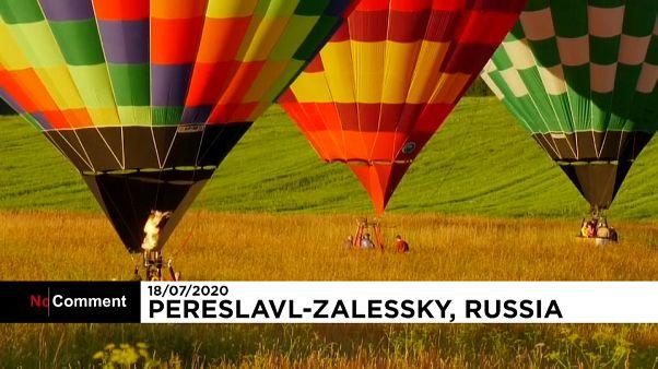 Festival del globo de Rusia