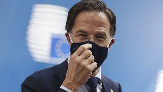Il primo ministro olandese Mark Rutte.