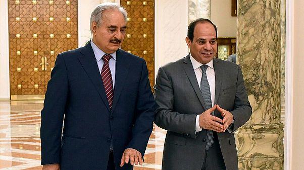 تنش در لیبی: آنکارا خواستار توقف «فوری» هرگونه حمایت از حفتر شد
