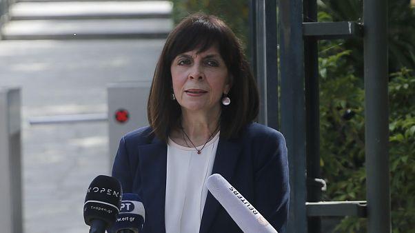 Yunanistan Cumhurbaşkanı: 'Türk barbarlığını unutmayız, Kıbrıs'taki işgal 46 yıldır devam ediyor'