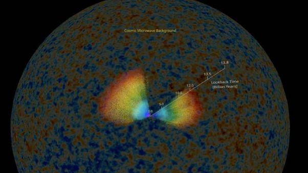 Revelado maior mapa 3D do universo de sempre