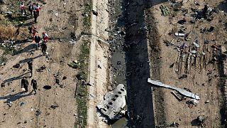 مکالمات جعبه سیاه هواپیمای اوکراینی در فرانسه استخراج شد