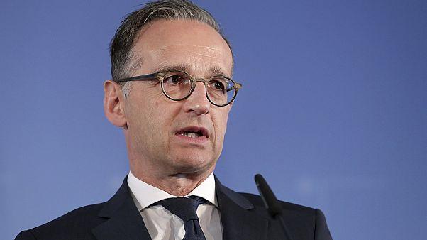Ο υπουργός Εξωτερικών της Γερμανίας, Χάικο Μαας