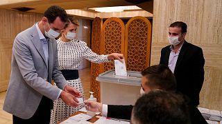 """واشنطن تندد بالانتخابات التشريعية السورية وتصفها بالـ""""مزورة"""""""