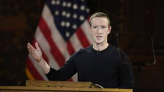 مارک زاکربرگ مدیرعامل فیس بوک