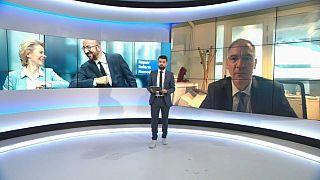 L'invité d'euronews : Patrick Martin-Genier