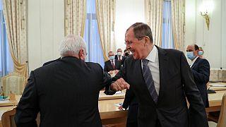 سفر محمد جواد ظریف به مسکو