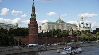 Imagen de archivo del Kremlin