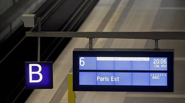 """Macron announced France would """"redevelop night trains"""" in his July 14th speech"""
