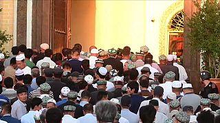 Les Ouïghours sont une ethnie musulmane sunnite, minoritaire en Chine mais majoritaire dans la province du Xinjiang
