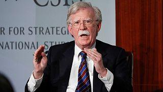 جان بولتون، مشاور سابق امنیت ملی دولت آمریکا