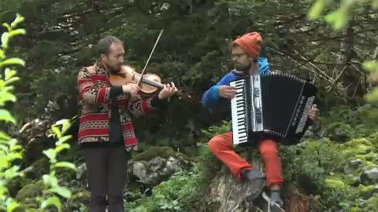Művészek a hegyen