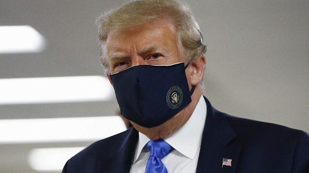 «Πατριωτική πράξη» χαρακτηρίζει την χρήση μάσκα ο Ντ. Τραμπ