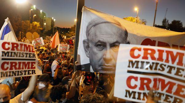 Proteste in Israel: Netanjahu soll gehen