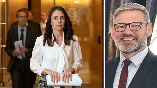 یکی از وزرای مهم دولت نیوزیلند به دلیل رابطه با کارمند سابقش اخراج شد