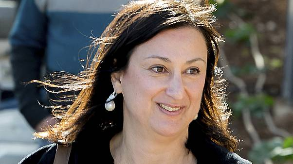 Daphne Caruana Galizia was killed in a car bombing in 2017