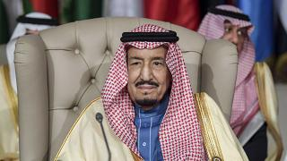 العاهل السعودي، الملك سلمان بن عبد العزيز في تونس.