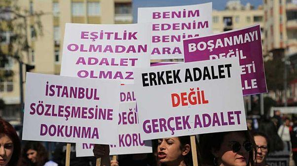 Türkiye'de toplumun yarısı İstanbul Sözleşmesi'nin ne olduğunu ...