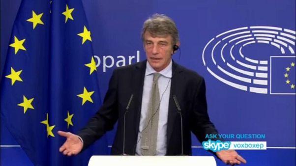 Пейзаж перед битвой в Европарламенте за антикризисные меры