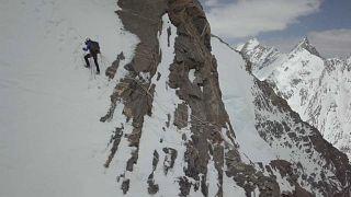 Climbing the K2
