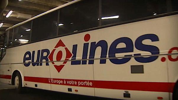 Fin du voyage pour Eurolines, liquidée par Flixbus