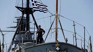 نیروی دریایی یونان