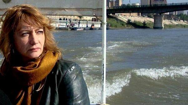 الناشطة الألمانية هيلا ميفيس