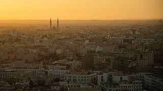 Libya'da Ulusal Mutabakat Hükümeti'nin bulunduğu başkent Trablus