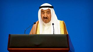 امیر ۹۱ ساله کویت