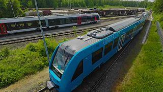 Chegou o comboio do futuro