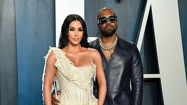 Kim Kardashian ve eşi Kanye West
