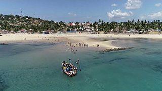 Cabo Delgado, au Mozambique.