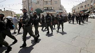 القدس الشرقية، الجمعة 18 مايو 2018.