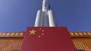 Wenchang Fırlatma Üssü